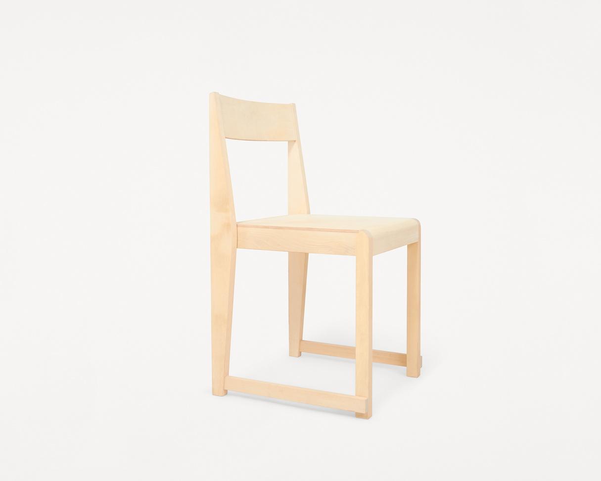 Frama Chair 01 Natural wood / natural wood
