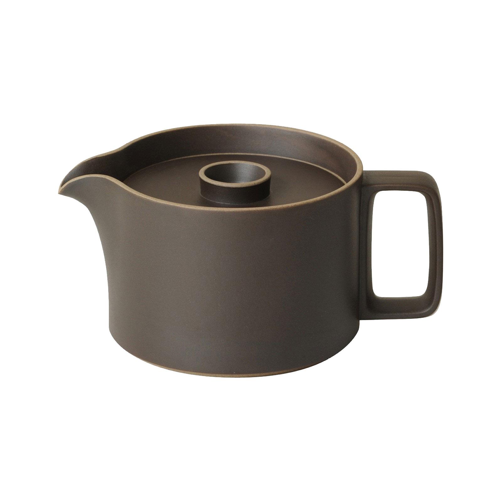 HPB018 Hasami Tea Pot black