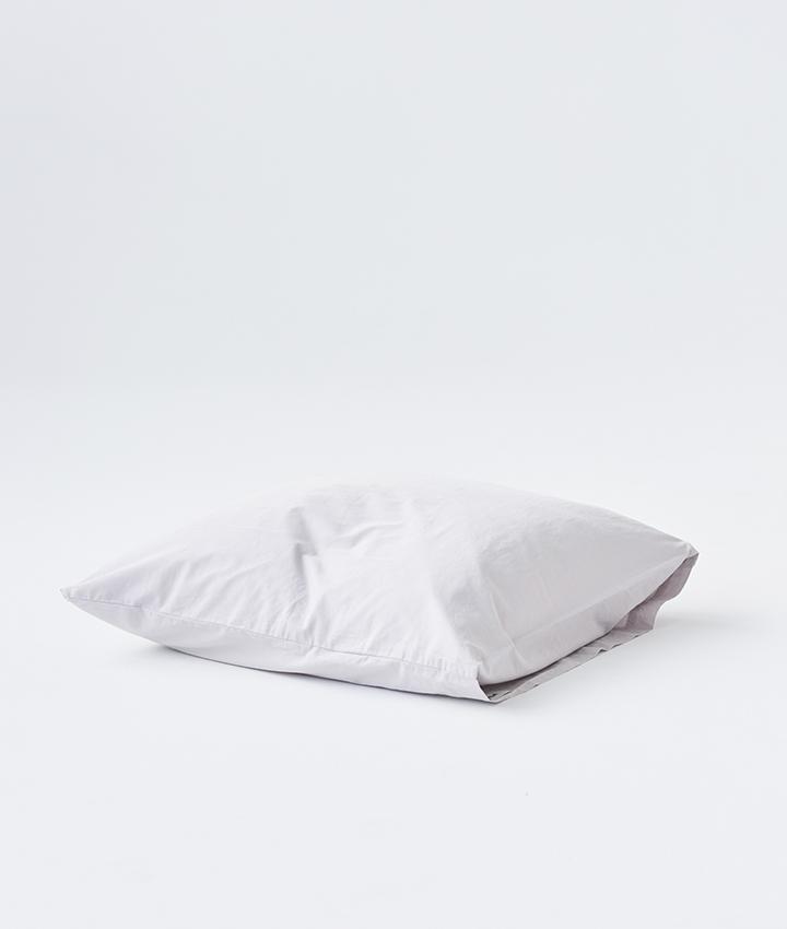 Tekla Organic Cotton Bedlinen - Soft Grey