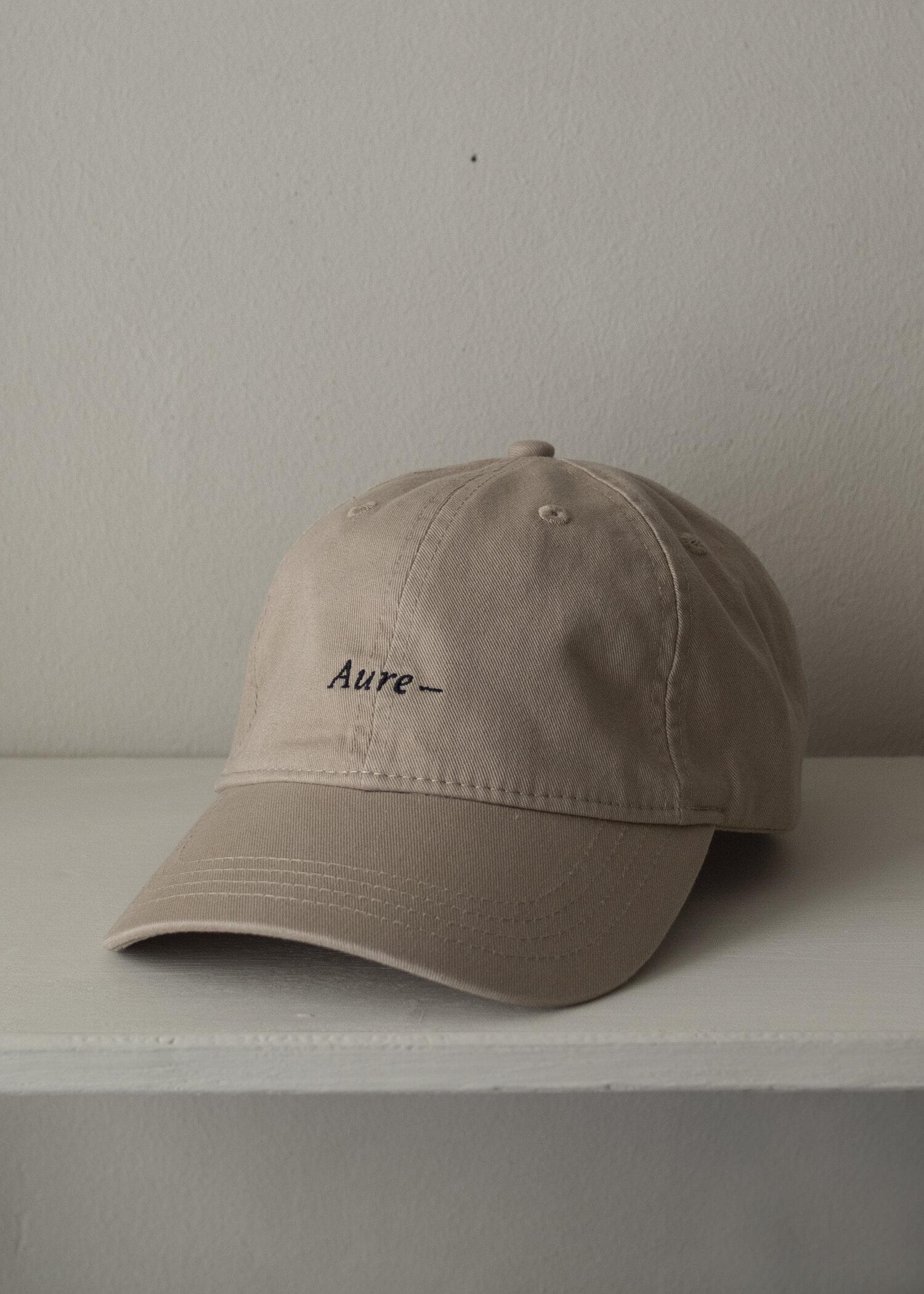 Aure Studio Cap beige