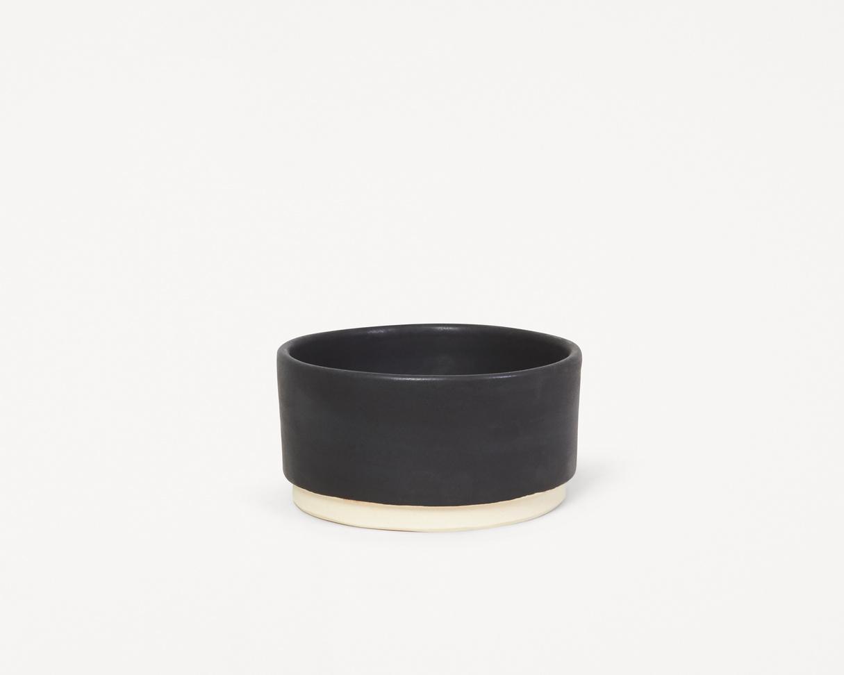 Frama Otto bowl (L) Black