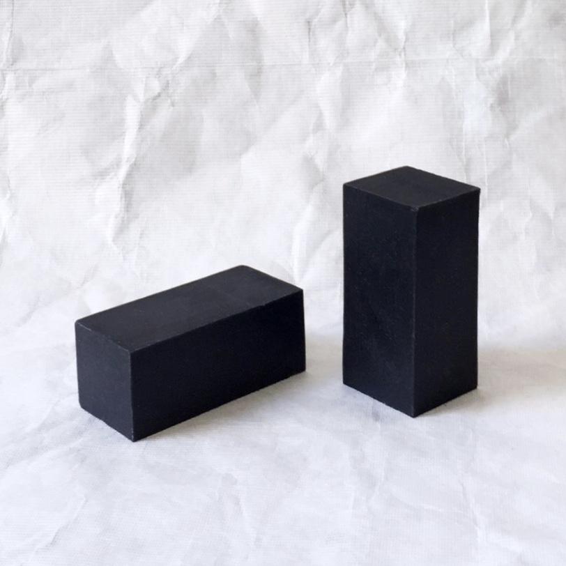 Binu Binu Soap Bar Shaman Black Charcoal