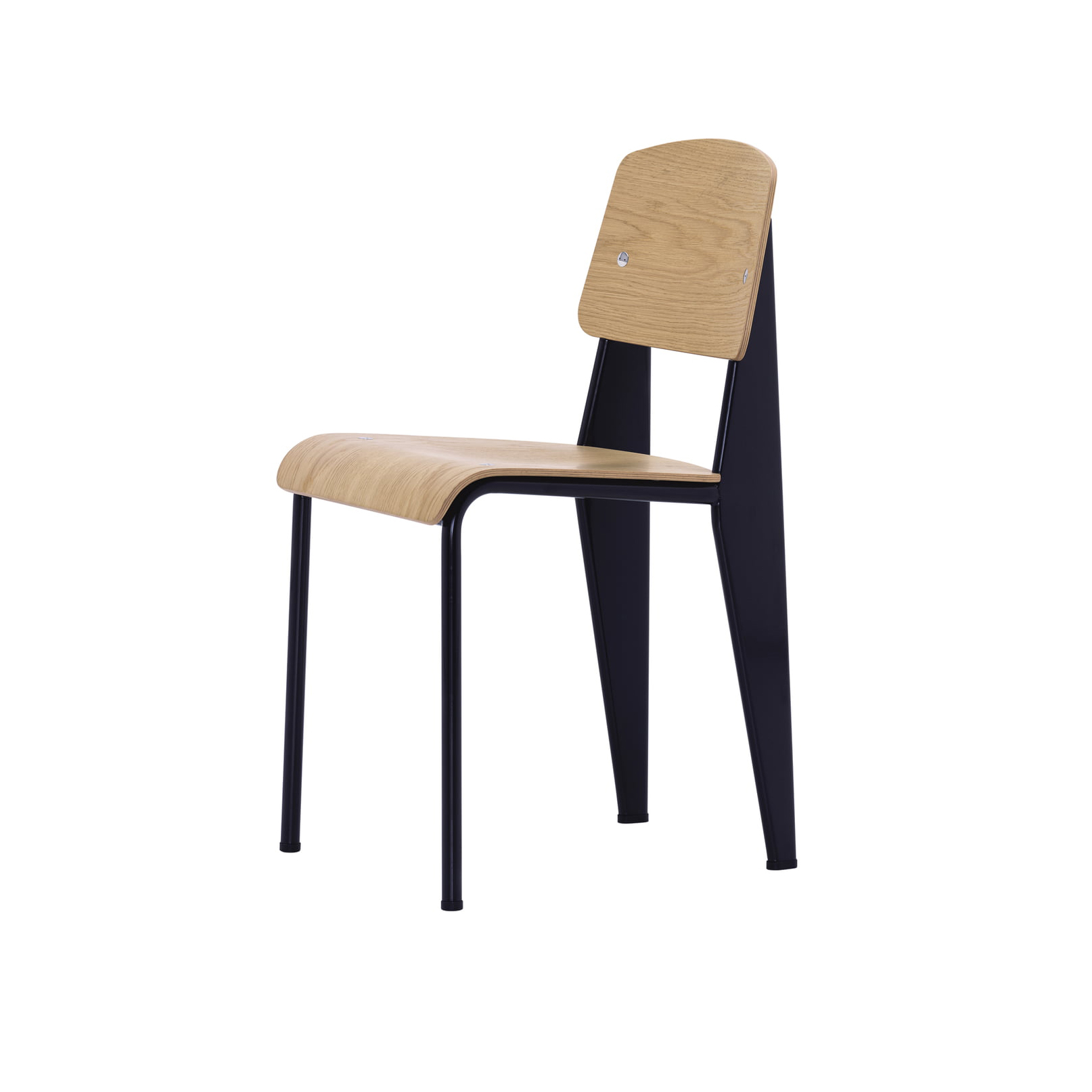 Vitra Standard Chair Natural Oak