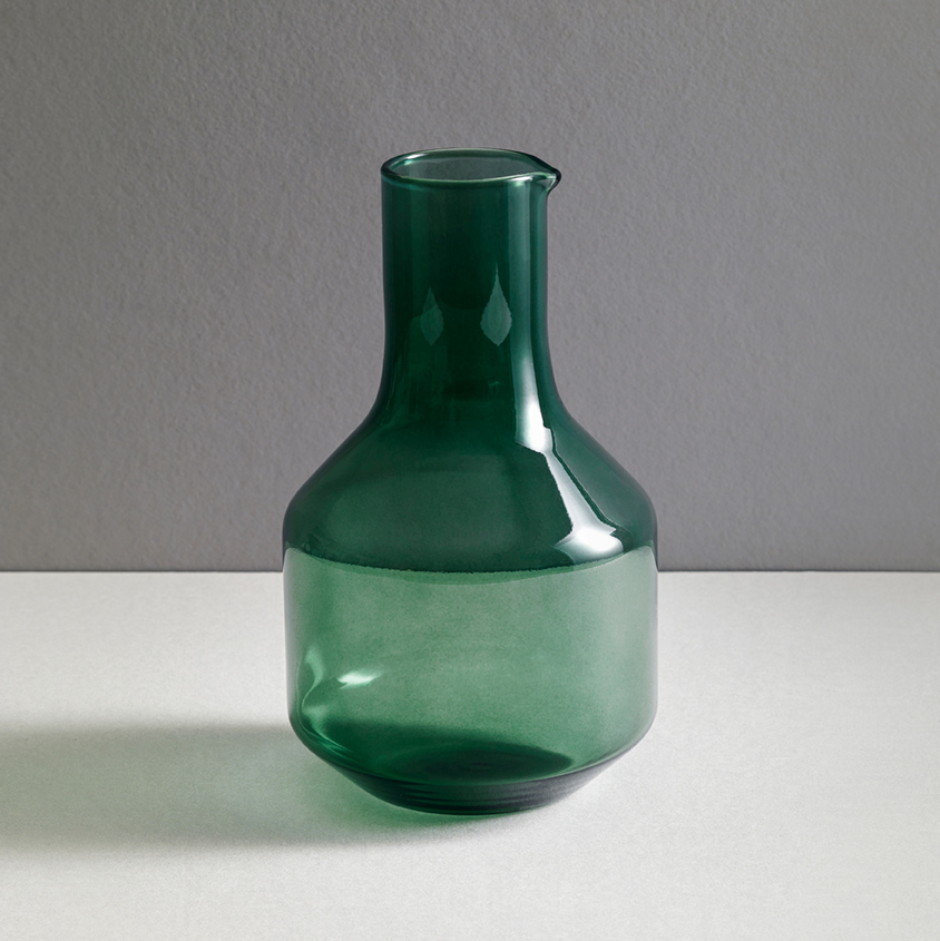 R+D Lab Valasca Tinto Carafe Slate Green
