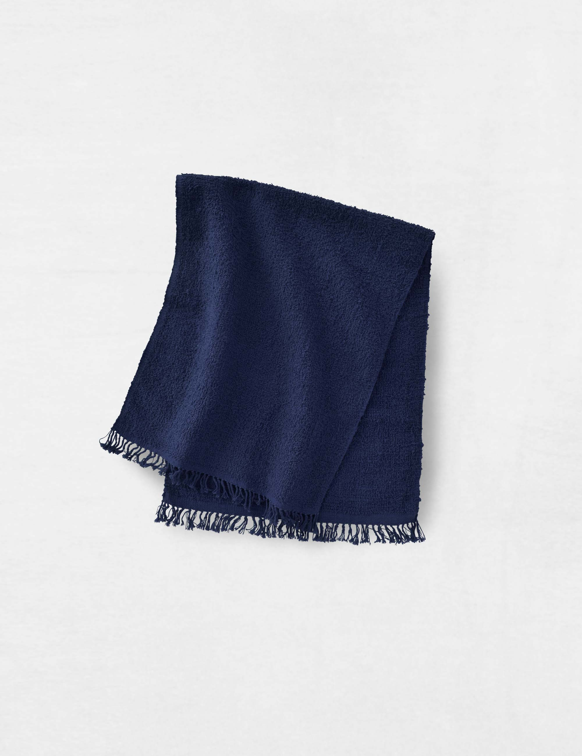 Jurgen Lehl Towel Pile - Blue