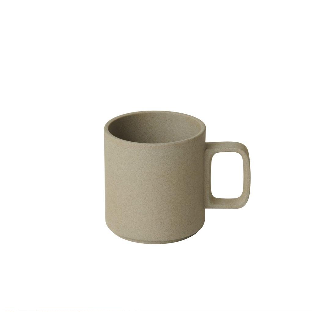 HP020 Hasami Mug Cup medium natu