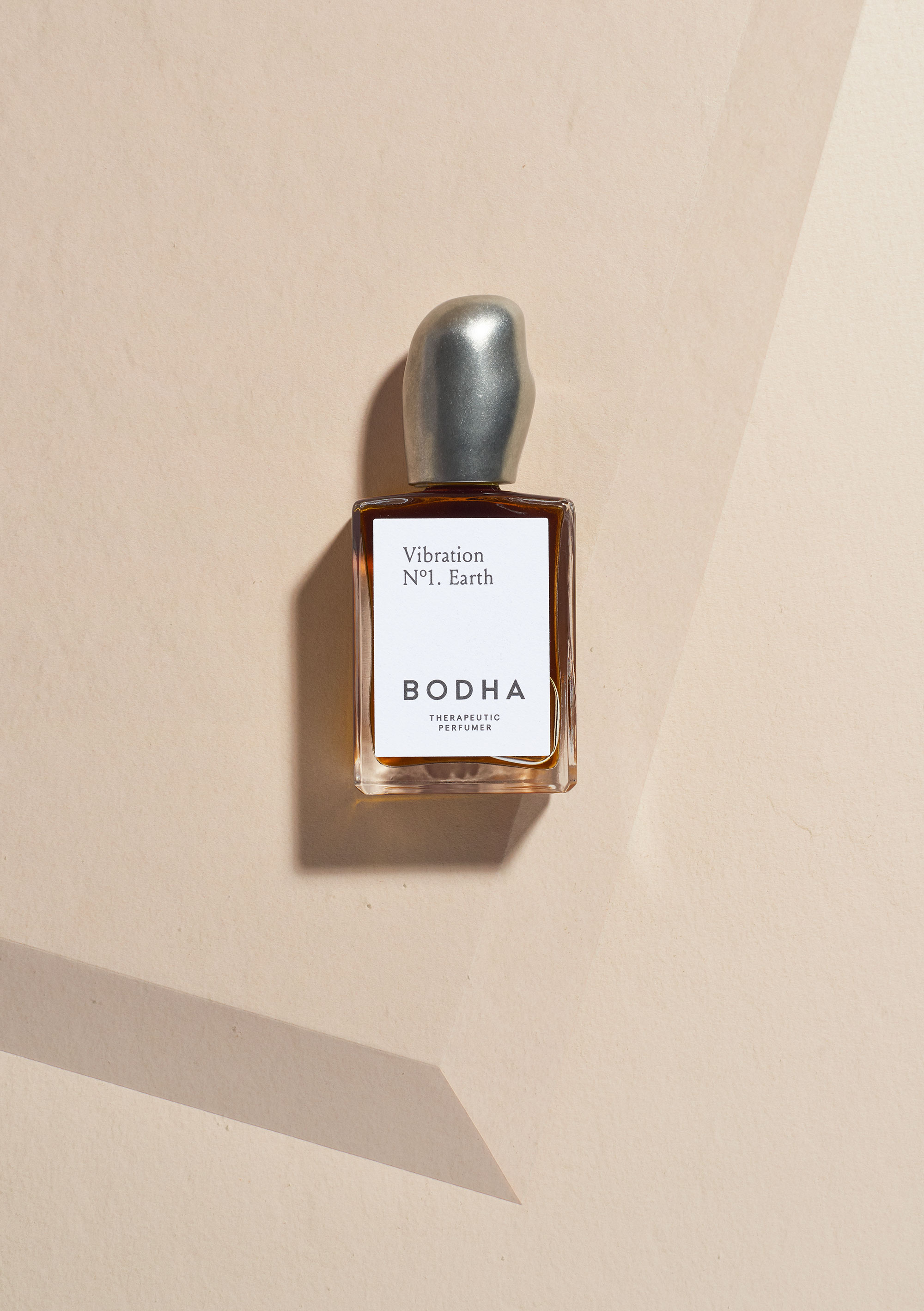 BODHA Vibration Perfume - Nº1 Earth