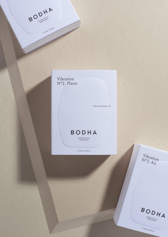 BODHA Vibration Perfume - Nº1 Earth