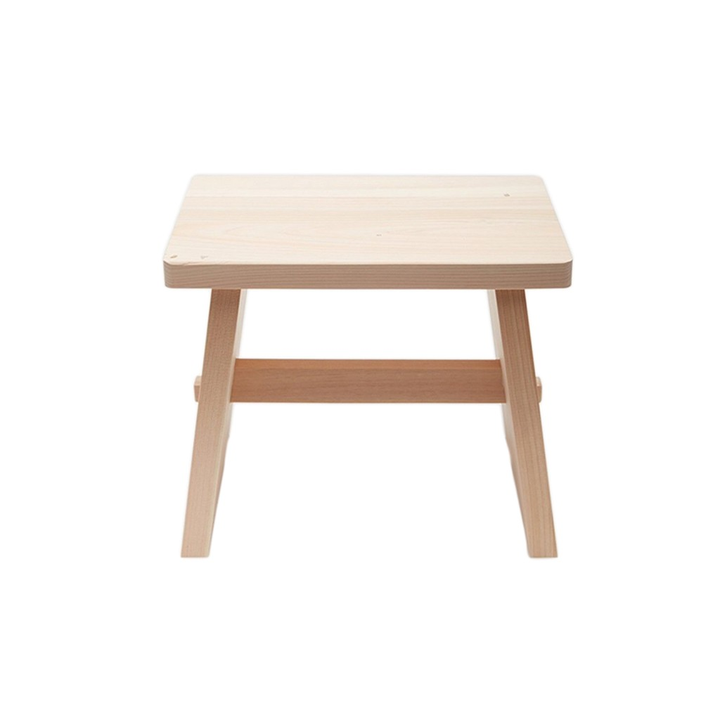 Hinoki Cypress Bath Stool
