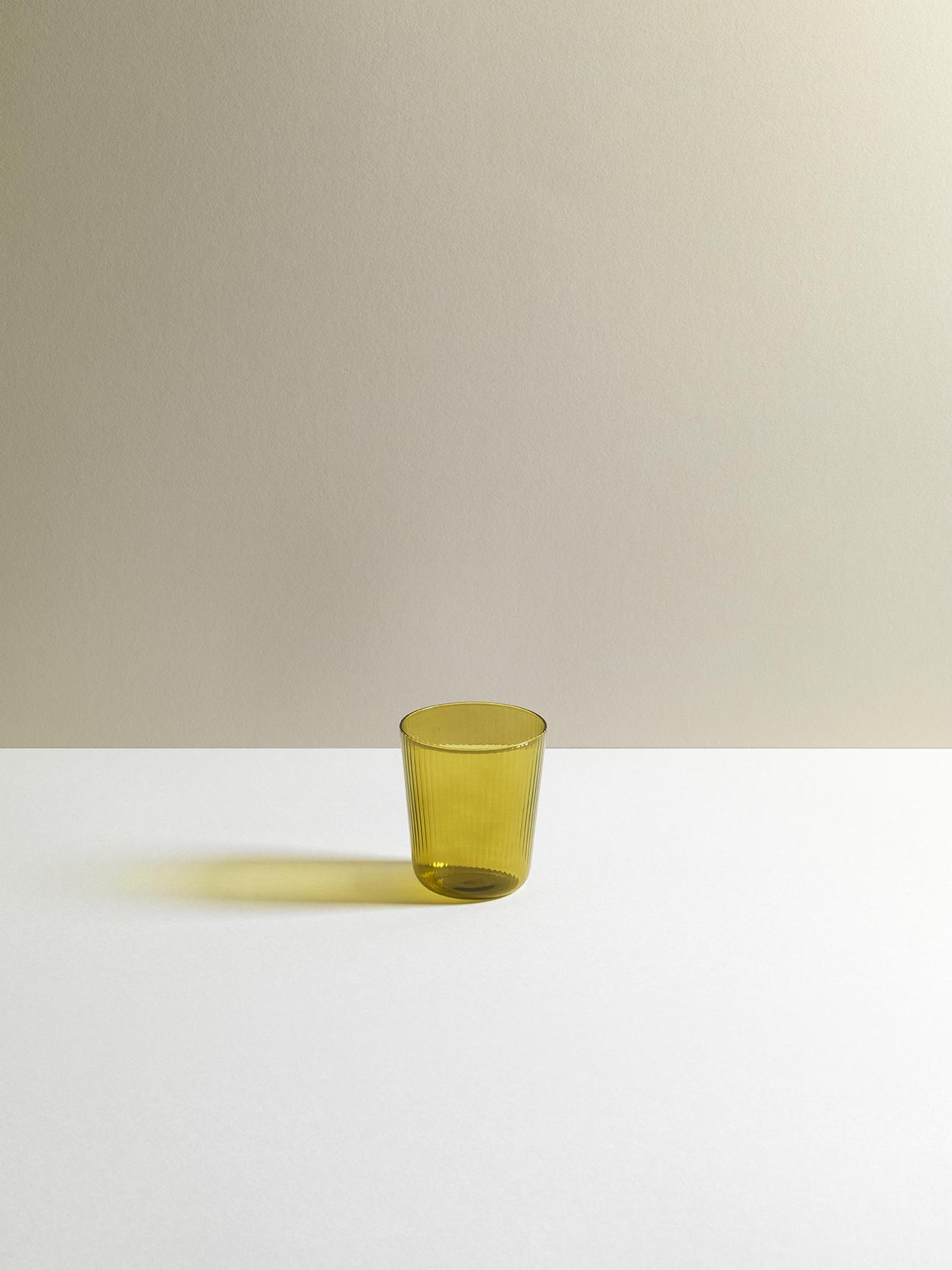 R+D Lab Luisa Vino Citrine Green