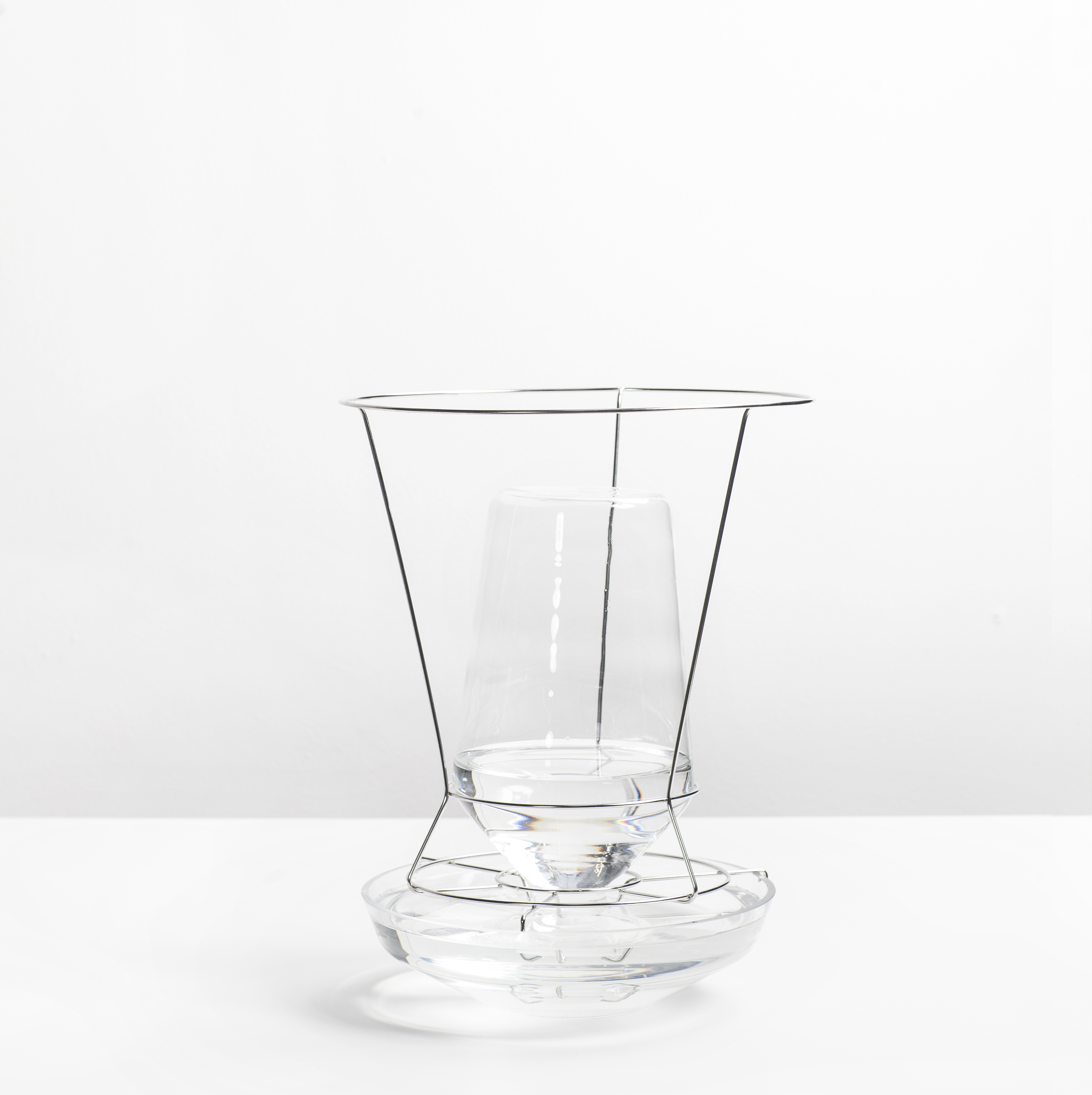 Valerie Objects Hidden vases (Large) Clear
