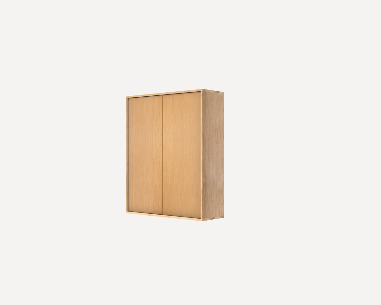 Frama Shelf Library Natural Oiled / large cabinet