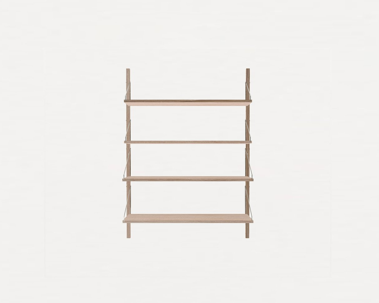 Frama Shelf Library White Oak H1148
