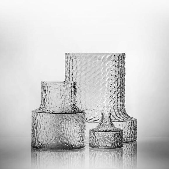 Skruf Kolonn Vase Small