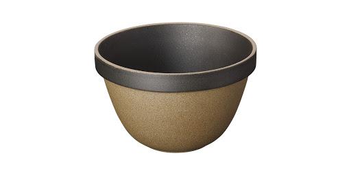 Hasami Bowl natural HPB046