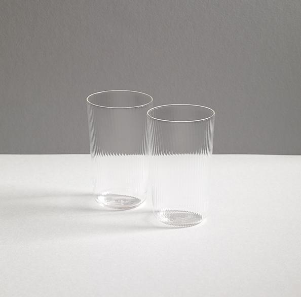 R+D Lab Luisa Bevanda Glass Millerighe