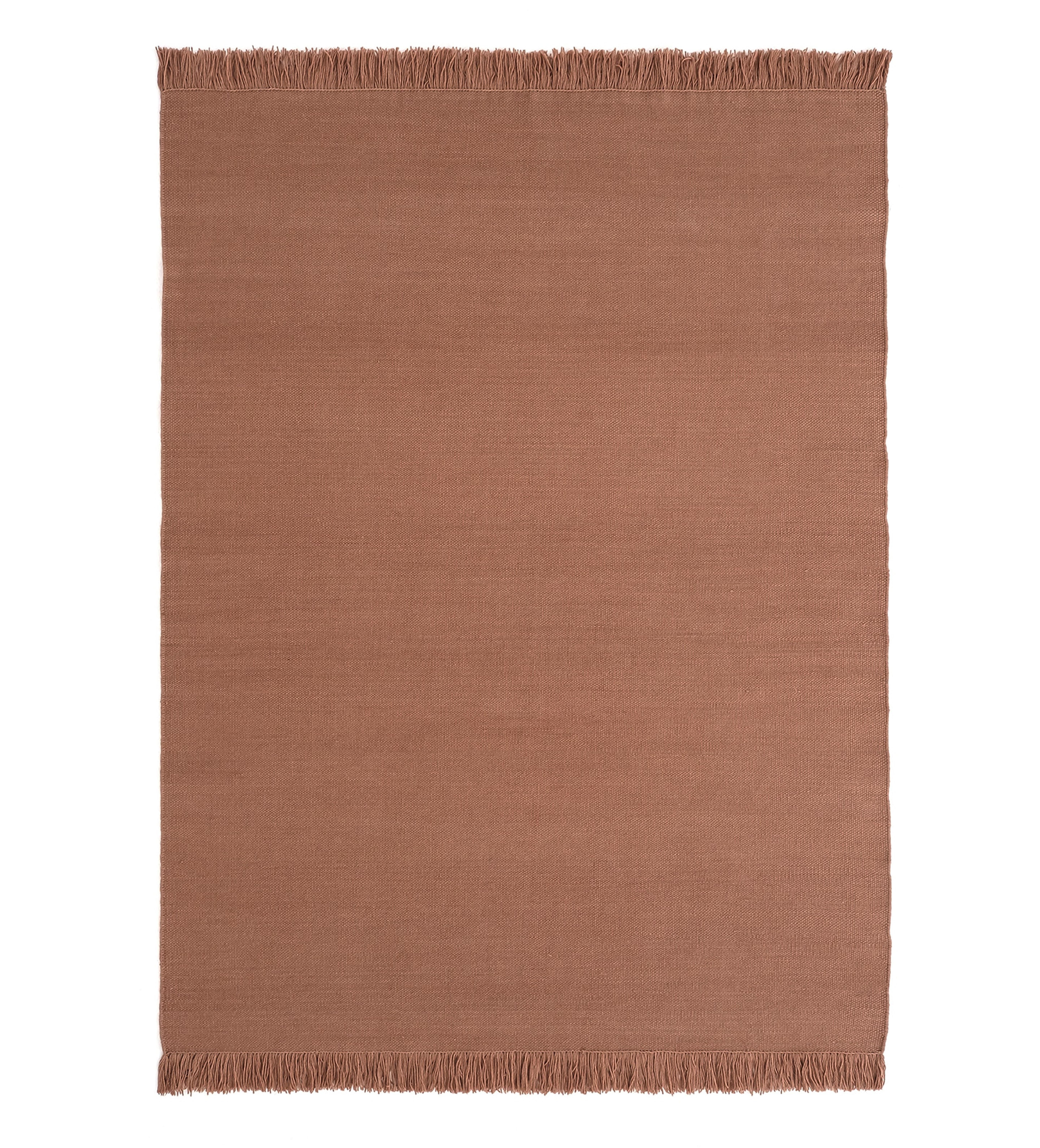 Nanimarquina Colors Blush rug