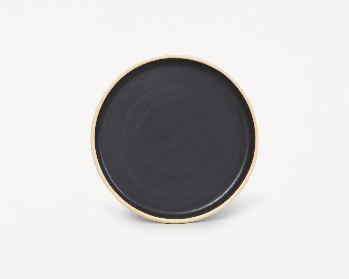 Frama Otto plate (S) Black