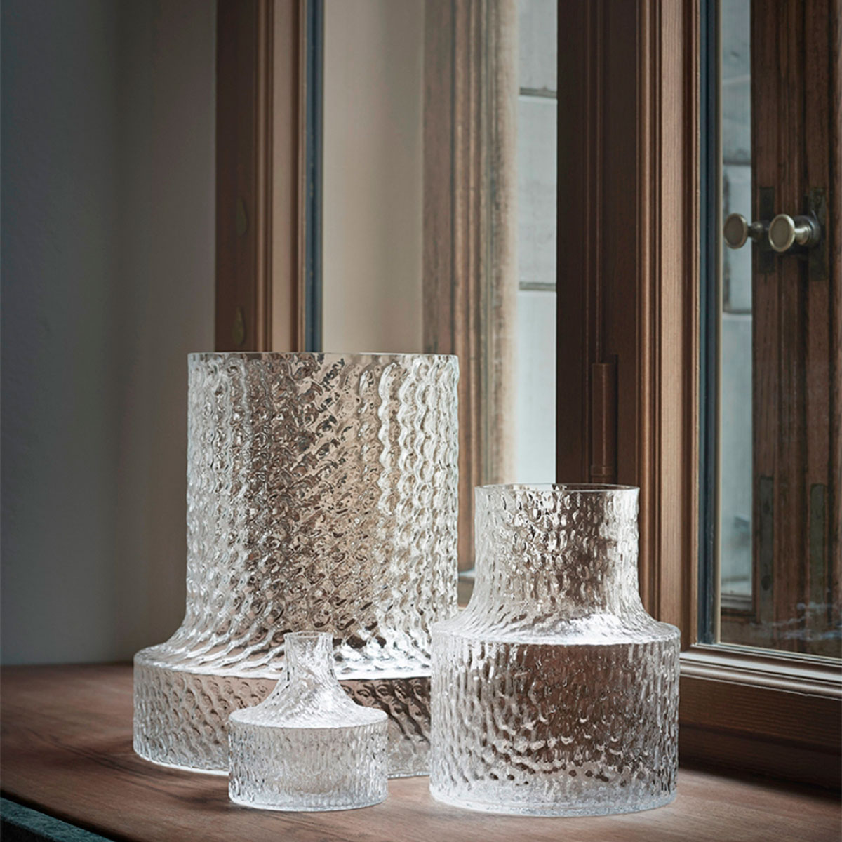 Skruf Kolonn Vase Medium