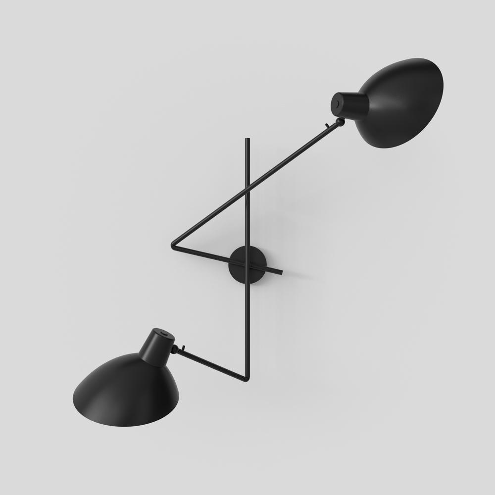 Astep VV Cinquanta Twin / black/black