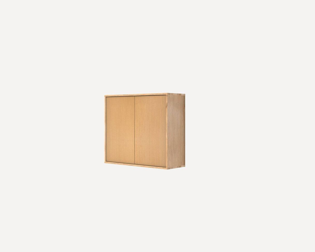 Frama Shelf Library Natural Oiled / medium cabinet