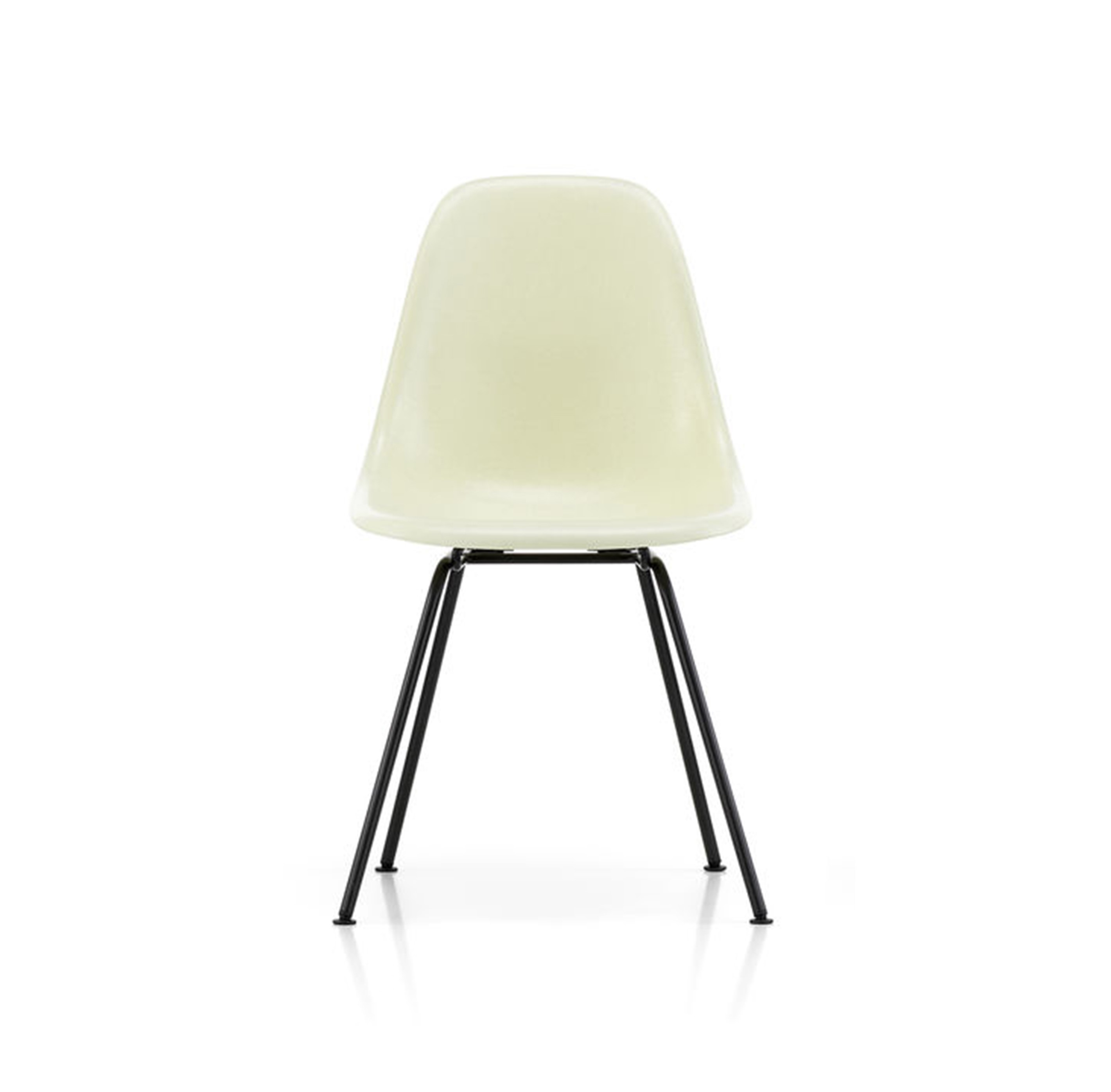 Vitra Eames Fiberglass Side Chair DXS