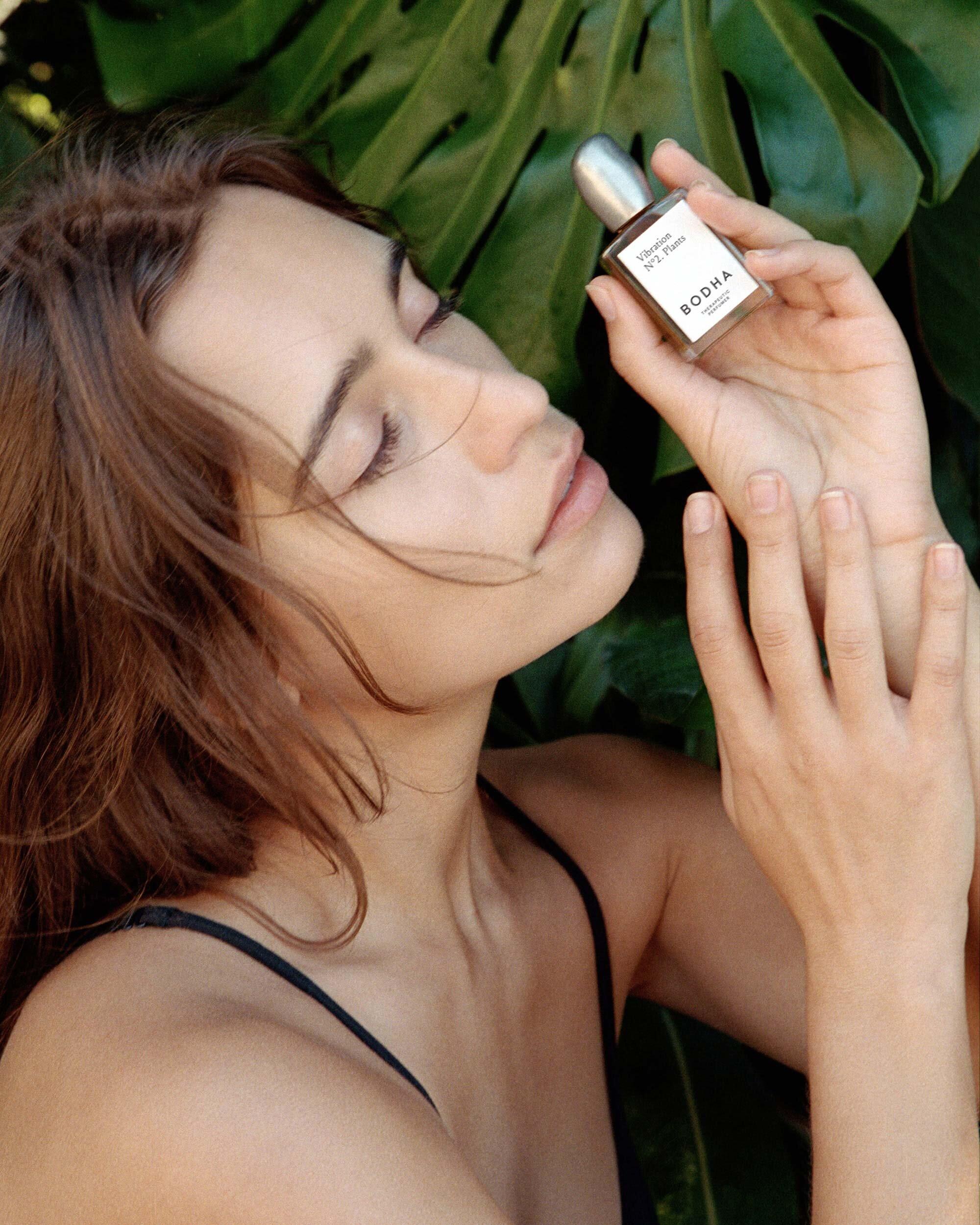 BODHA Vibration Perfume - Nº2 Plants