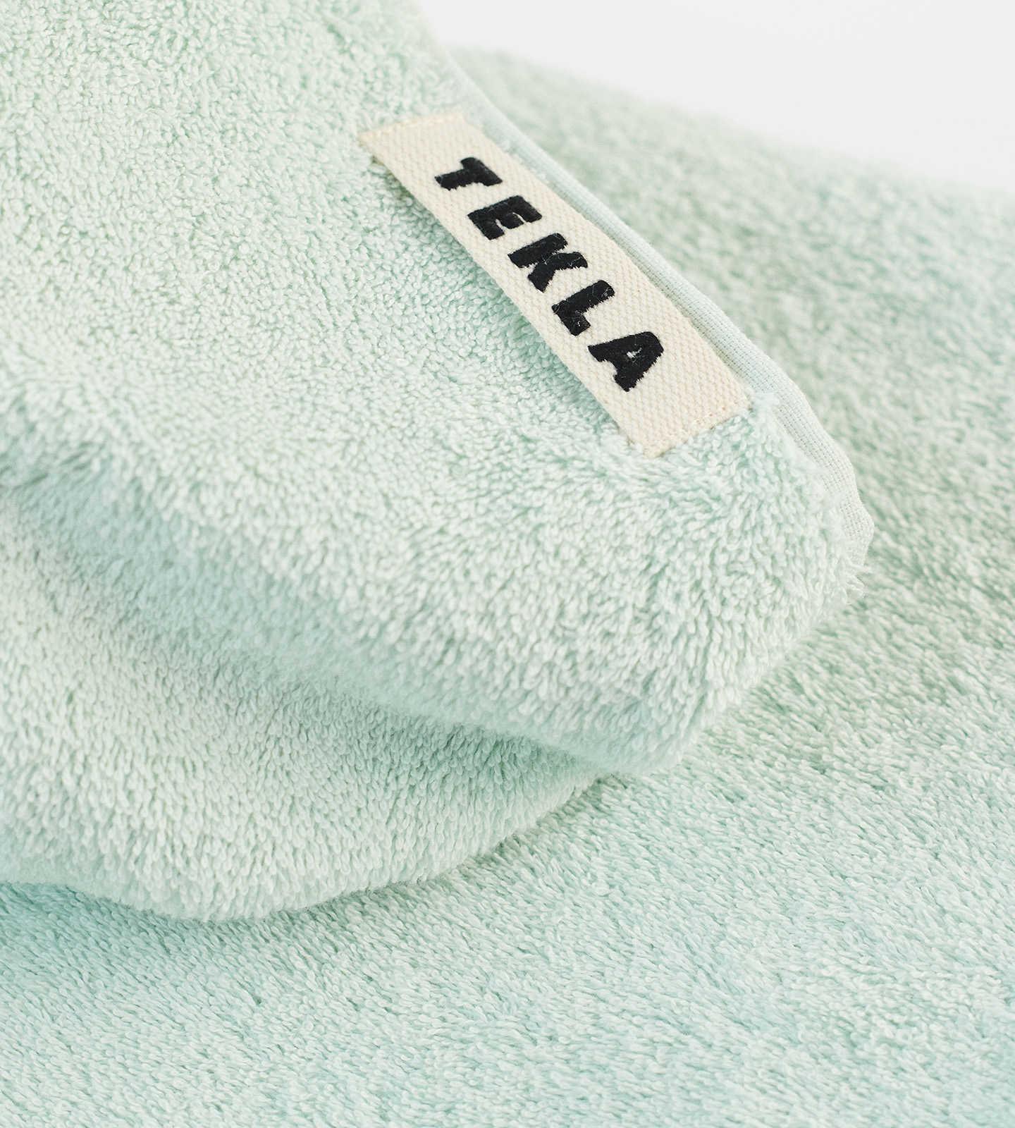 Tekla Organic Terry Towel - Mint