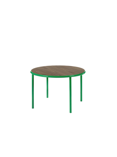 CAMPAIGN / Valerie Objects / _wooden table / round Ø120cm