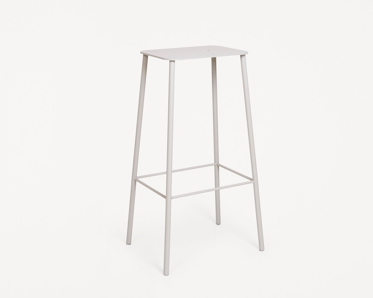 Frama Adam Stool Mono | Grey | H76