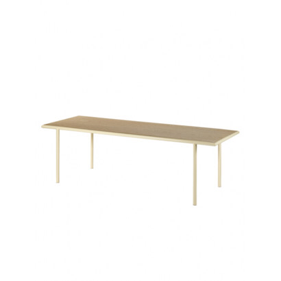 Valerie Objects / wooden table / rectangular
