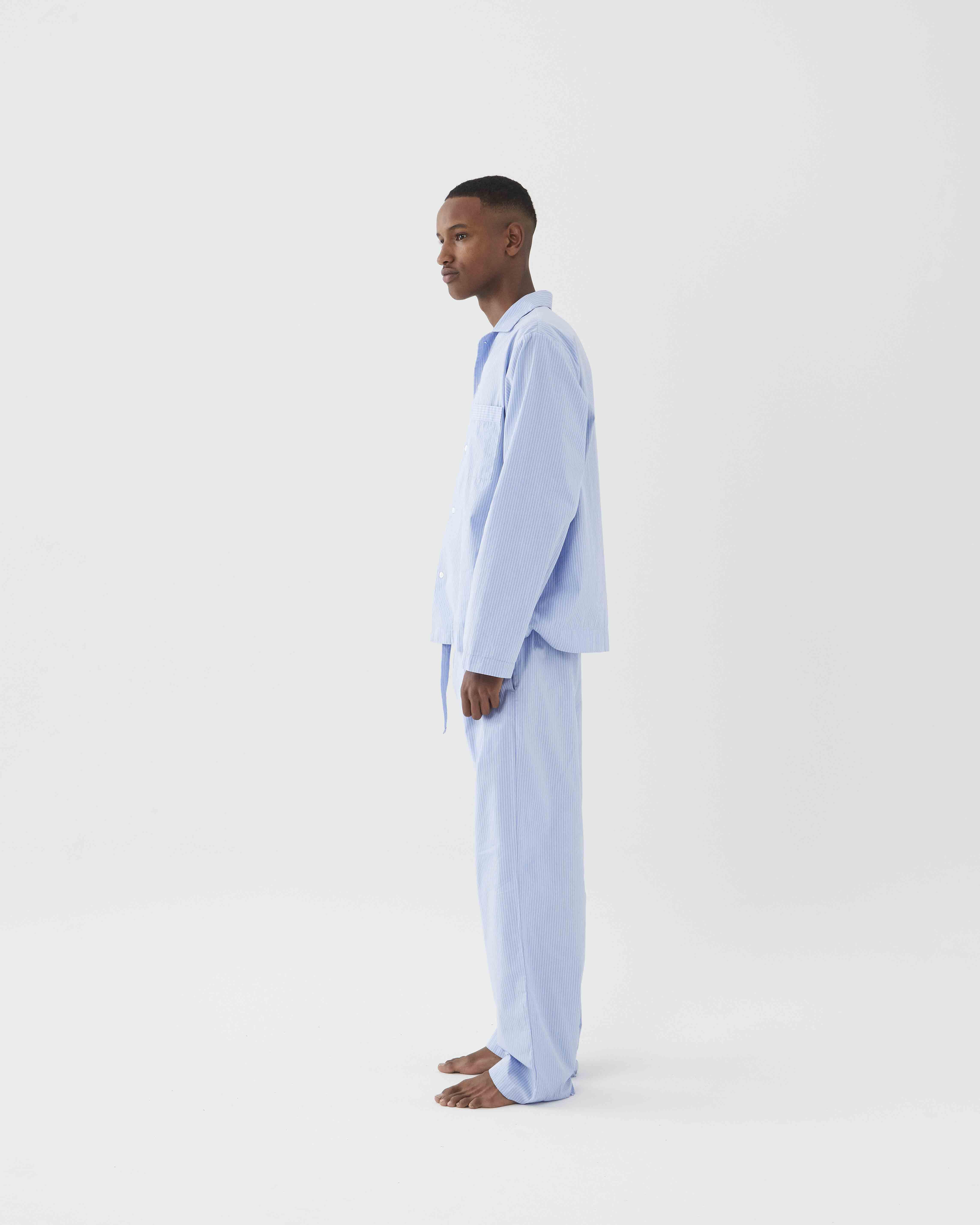 Tekla Sleepwear Soft blue