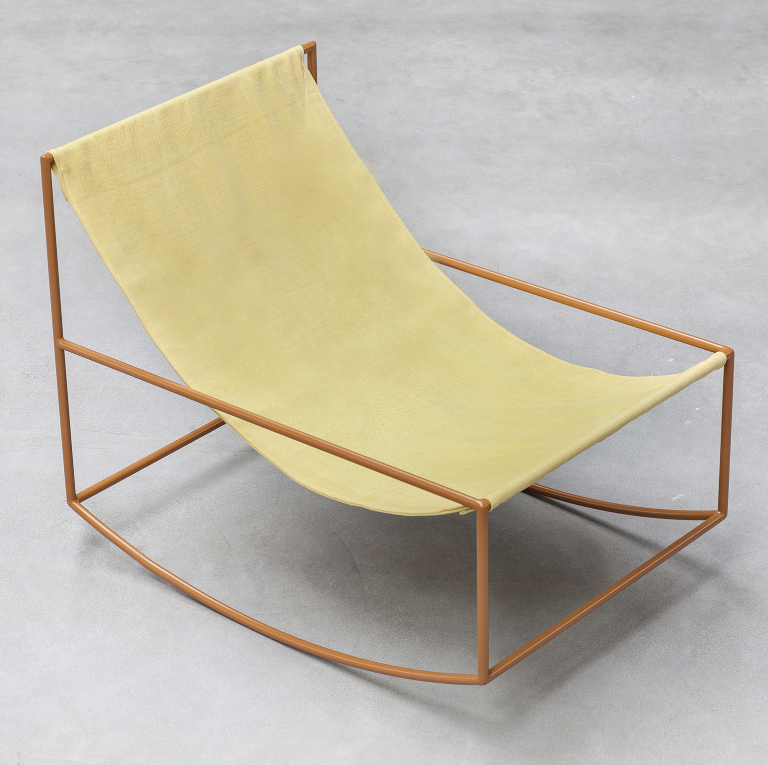 Valerie Objects Rocking Chair Linen