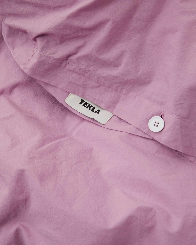 Tekla Organic Cotton Bedding - Mallow pink