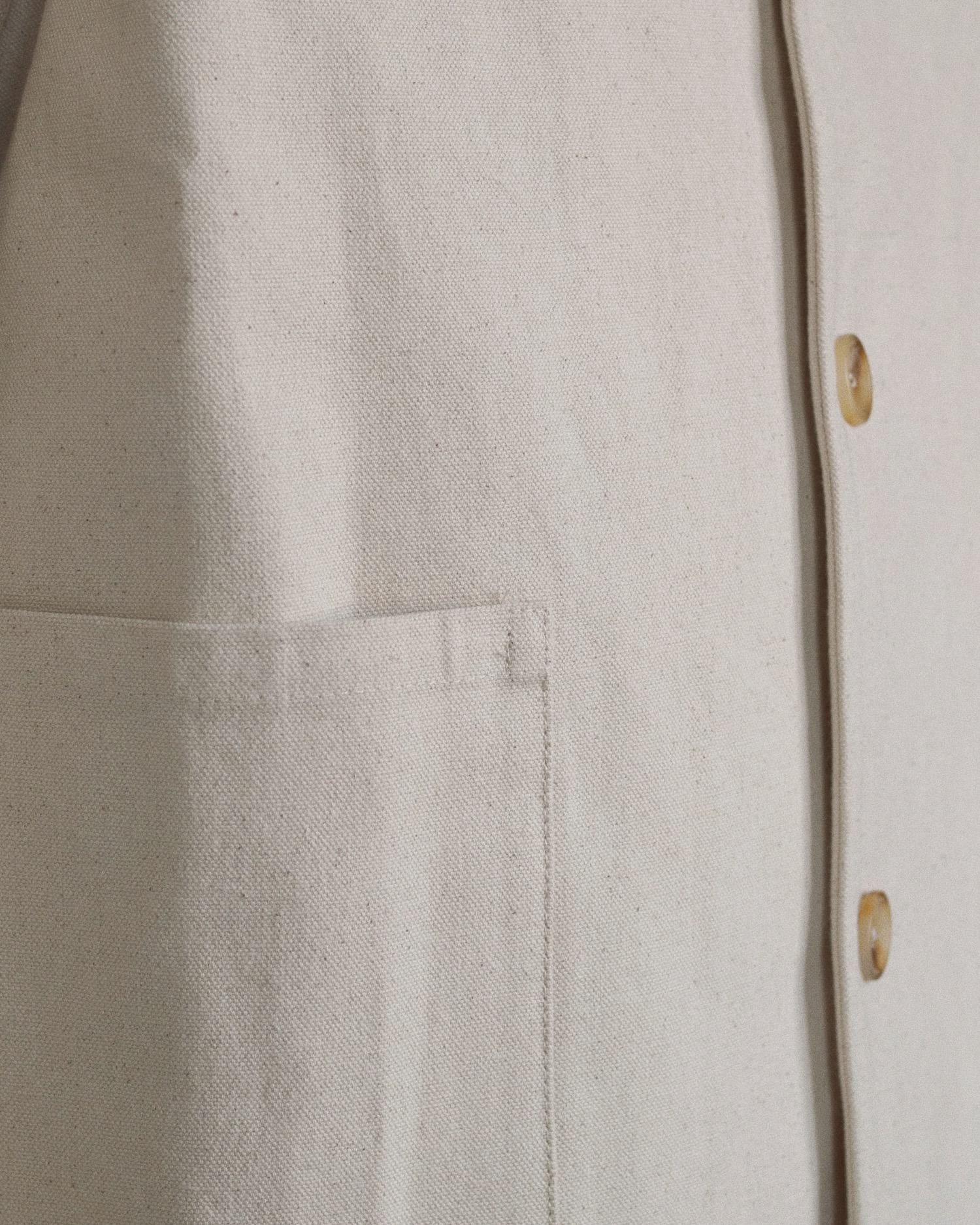 Aure Studio Painter´s Jacket Cream