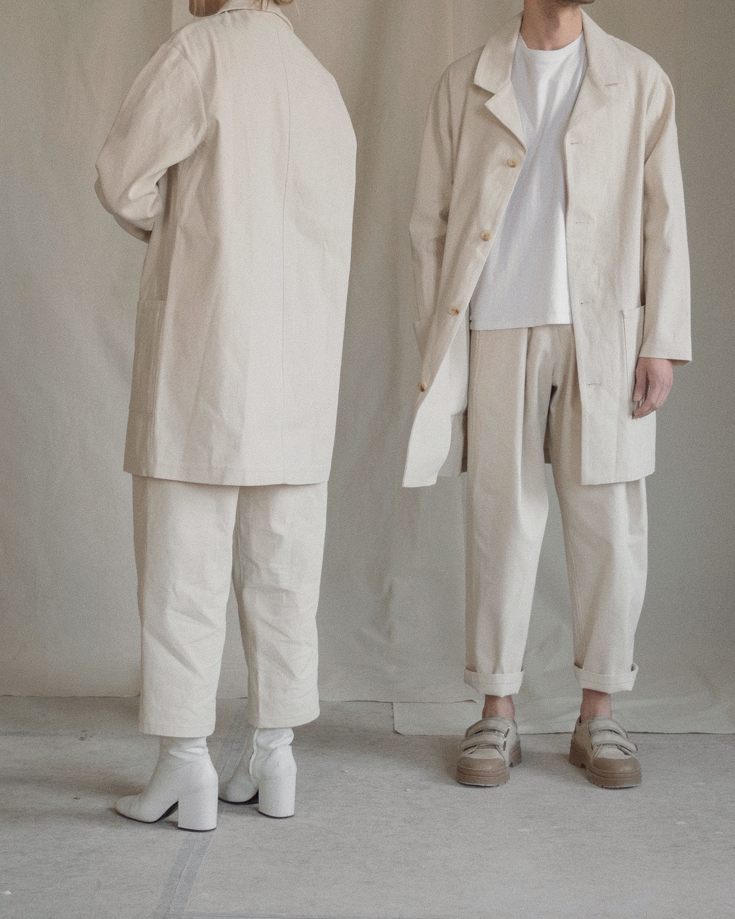 Aure Studio Painter´s Jacket Cream