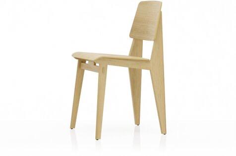 Vitra Chaise Tout Bois Chair