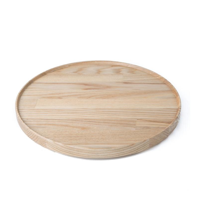 HP026 Hasami Tray Oak Ø 25,5 cm