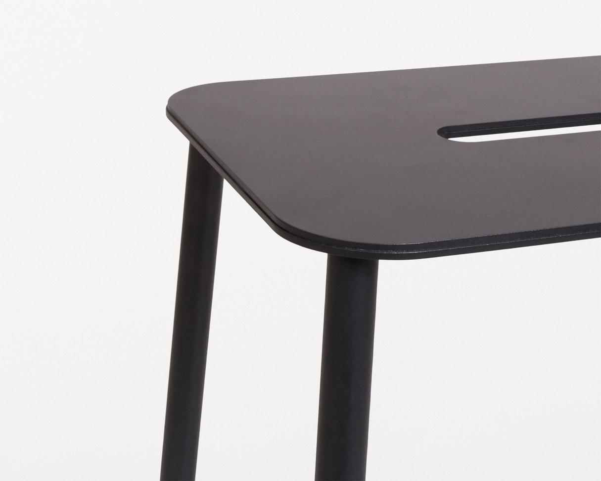 Frama Adam Stool Mono | Black | H65
