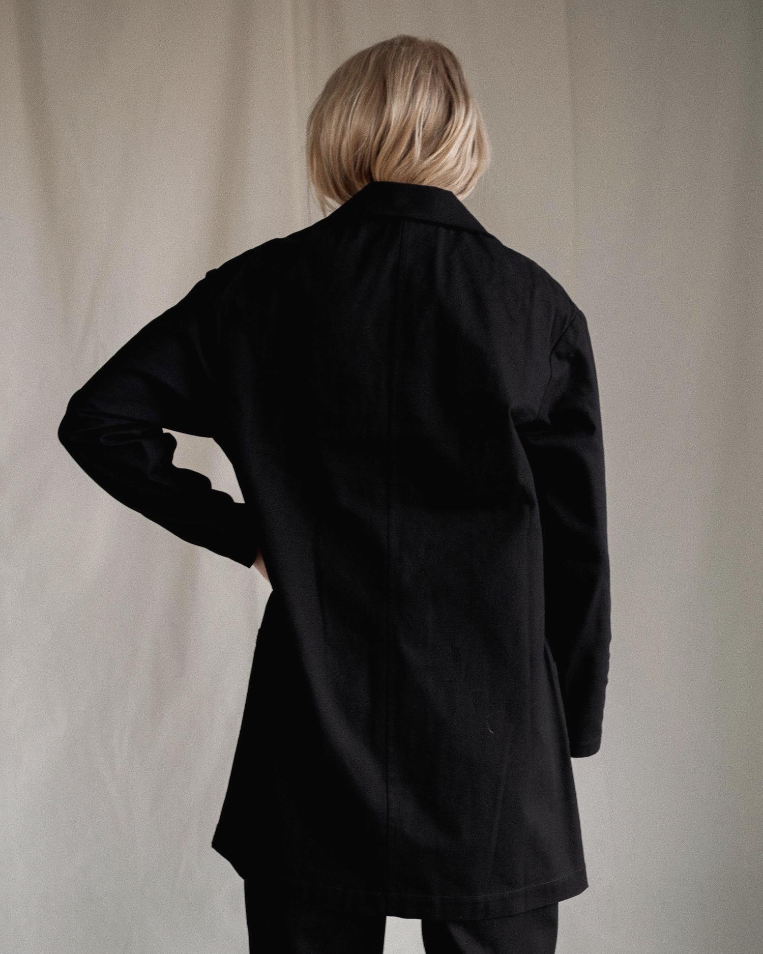 Aure Studio Painter´s Jacket Black