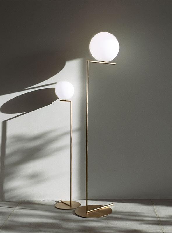 Flos IC F1 Floor Lamp