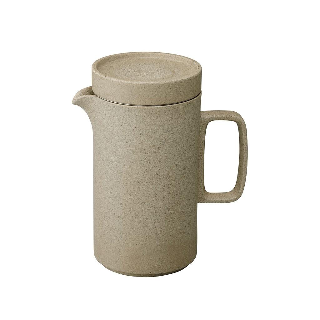 HP037 Hasami Tall Tea Pot natural