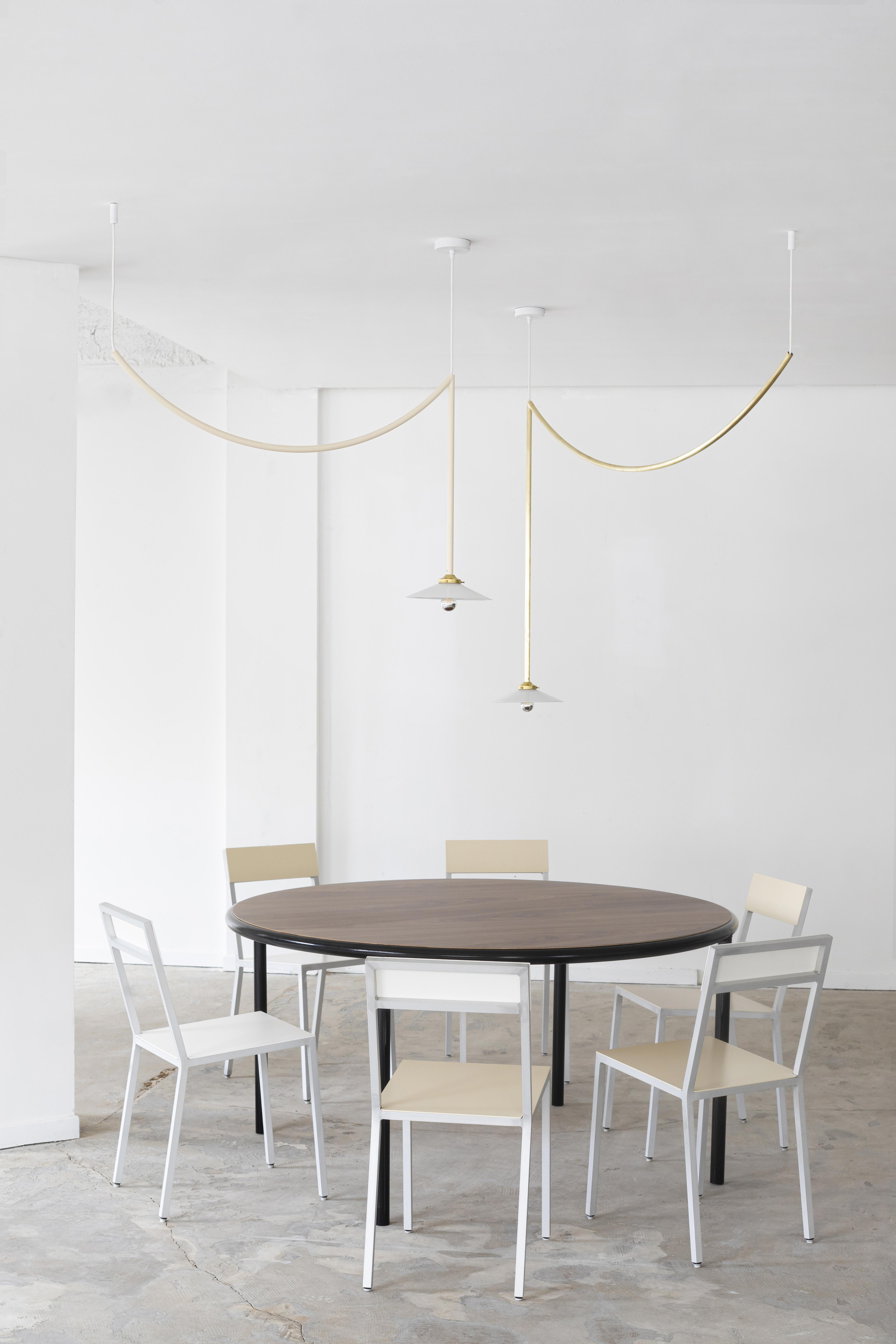 CAMPAIGN / Valerie Objects / _wooden table / oval