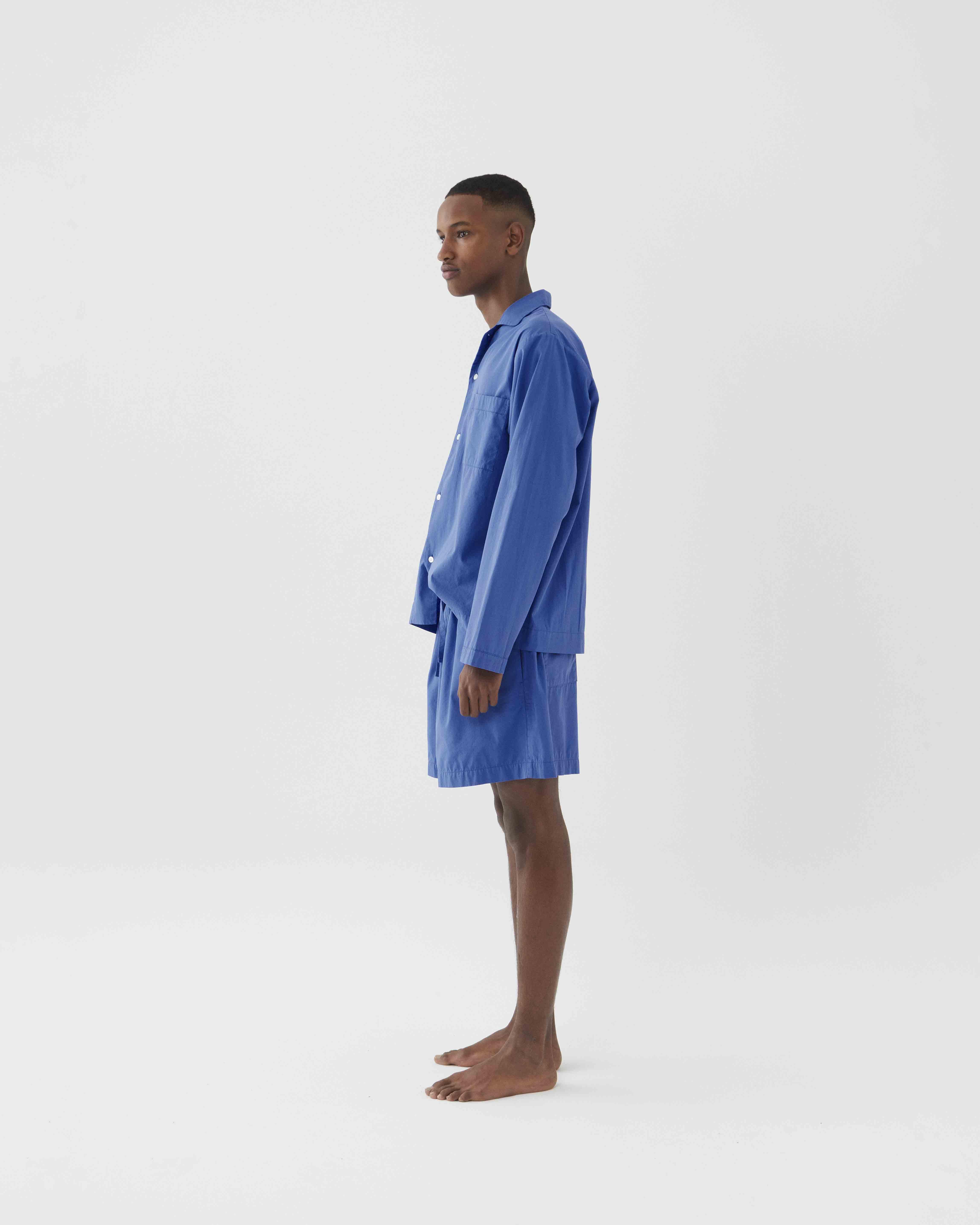 Tekla Sleepwear Royal blue