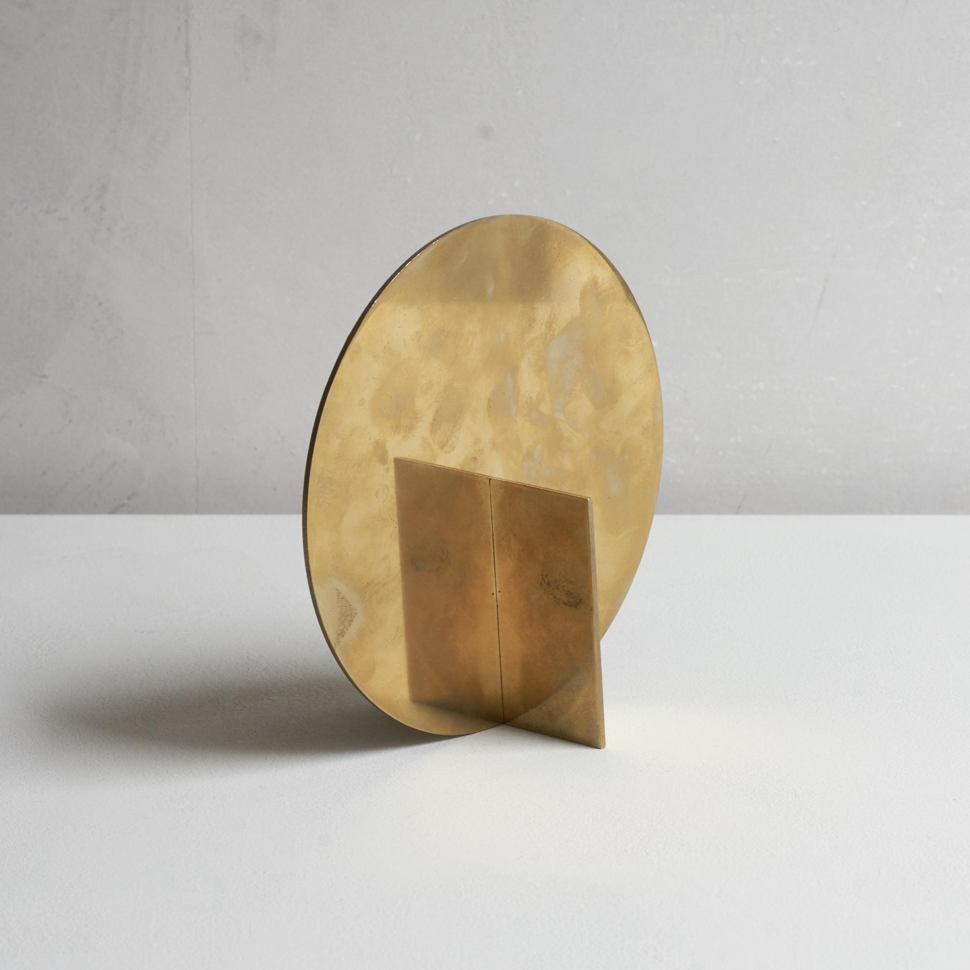 Falke Svatun Brass Mirror B