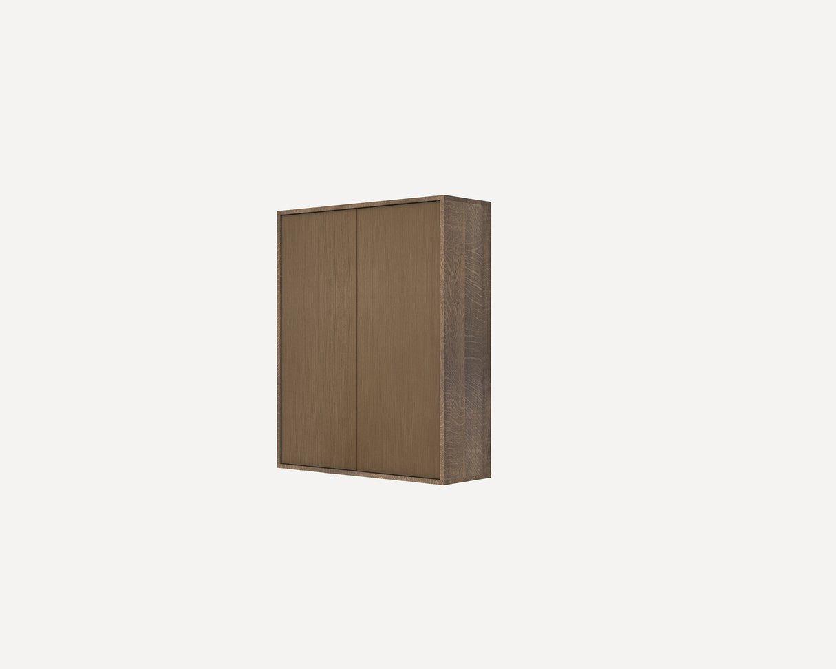 Frama Shelf Library Dark Oiled / large cabinet