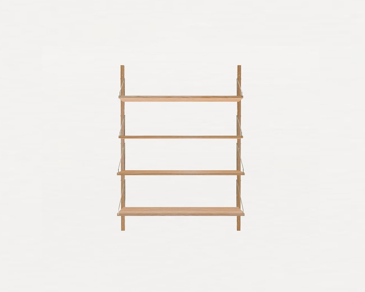 Frama Shelf Library Oak H 1148