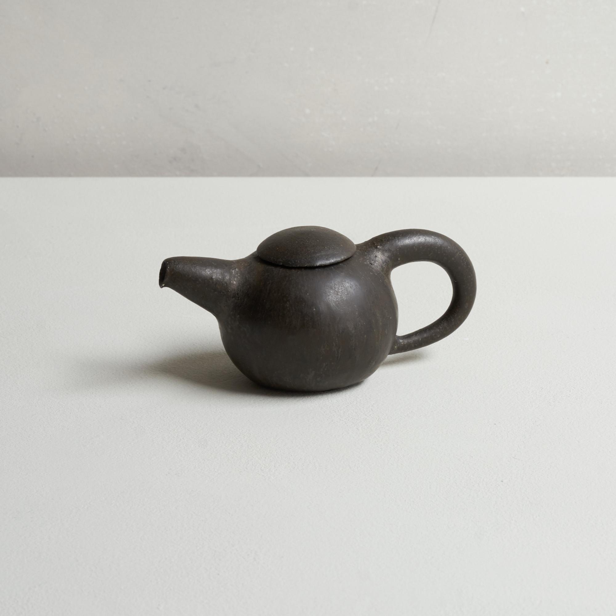 Keisuke Iwata Tea Pot Dark