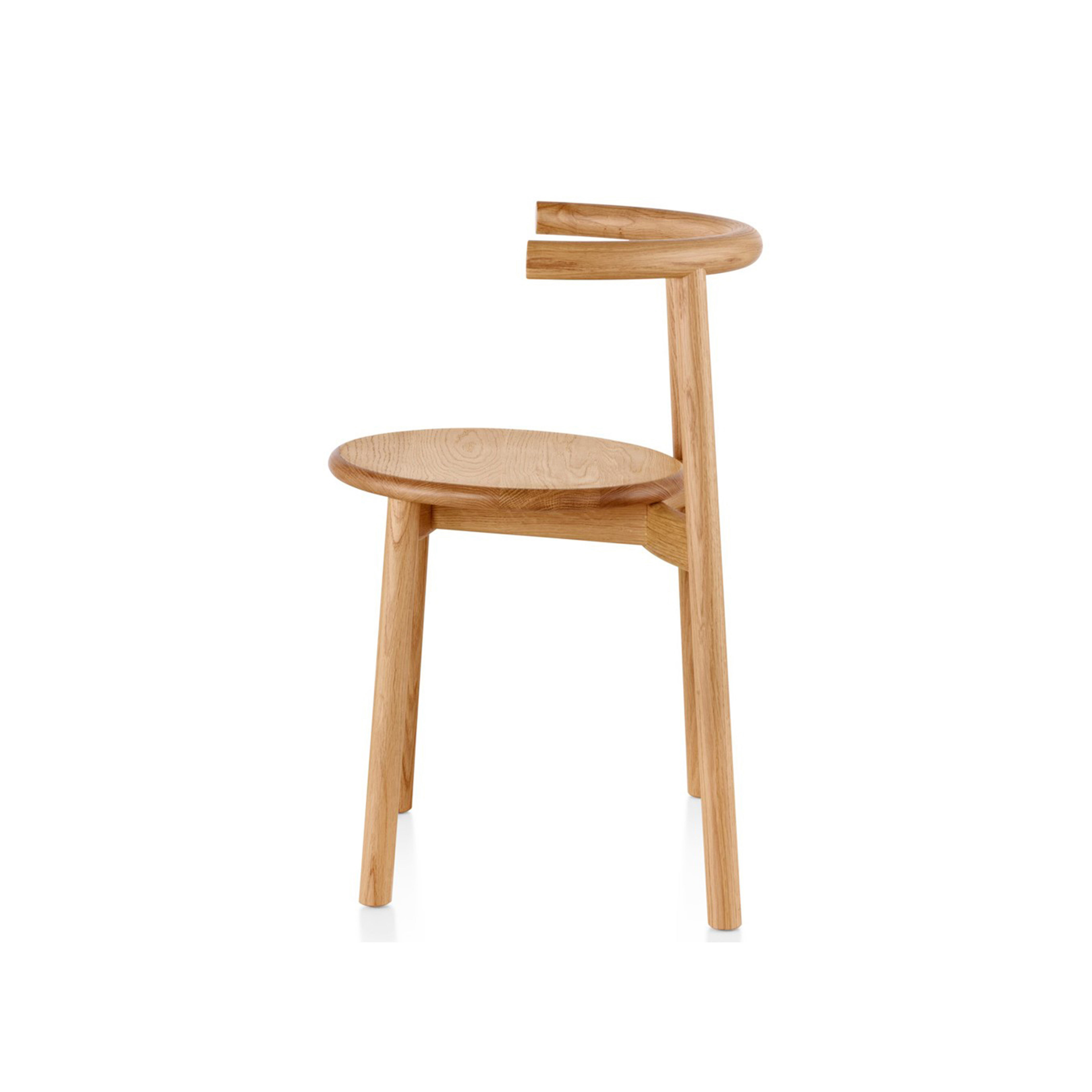 Mattiazzi Solo Chair Oak