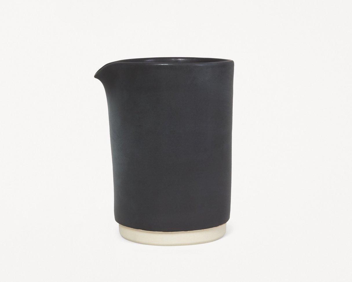 Frama Otto jug (L) Black